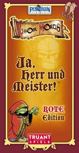 Ja, Herr und Meister ROTE Edition