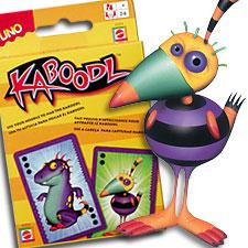 Kaboodl Kartenspiel