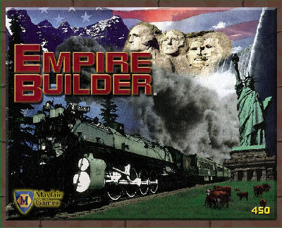 Empire Builder (engl.)