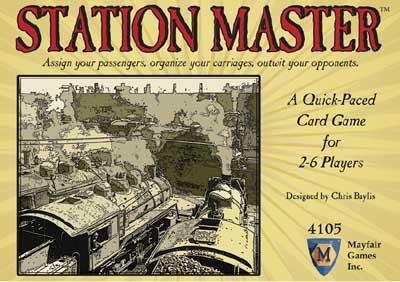 Station Master (engl.)