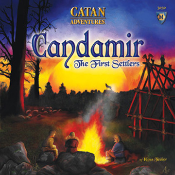 Candamir: The first Settlers (engl.)