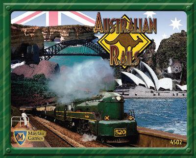 Australien Rails (engl.)