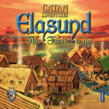 Elasund - First City of Catan (engl.)
