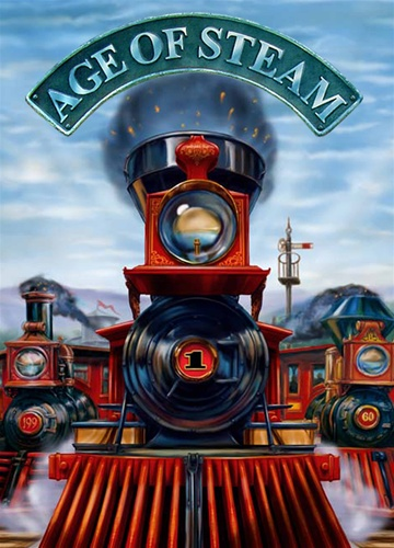 Age of Steam (deutsch/engl.)