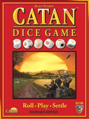 Catan Dice Game (engl.)
