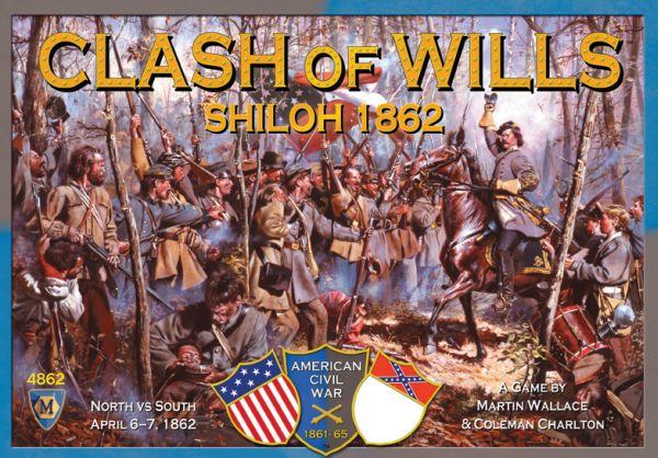 Clash of Wills -Shiloh 1862 (engl.)