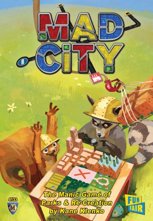 Mad City: Plan as Fast as You Can (engl.)