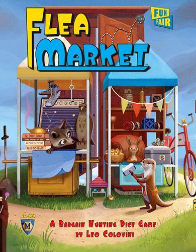 Flea Market (engl.)