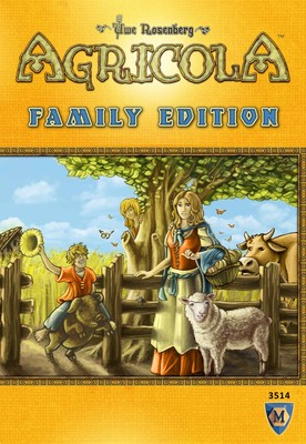Agricola Family-Edition (engl.)