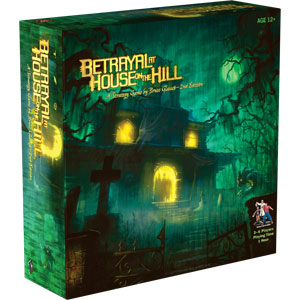 Betrayal at House on the Hill (engl.)