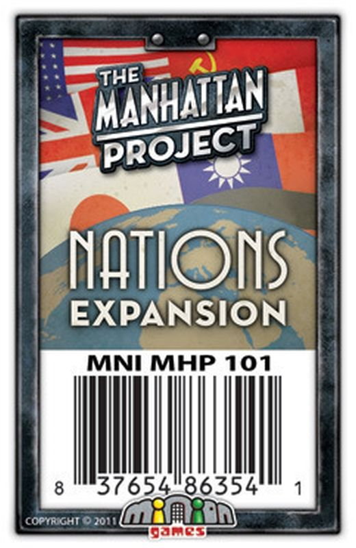 The Manhattan Project: Nations (Exp.) (engl.)