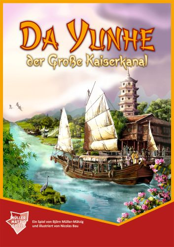 Da Yunhe - Der Große Kaiserkanal