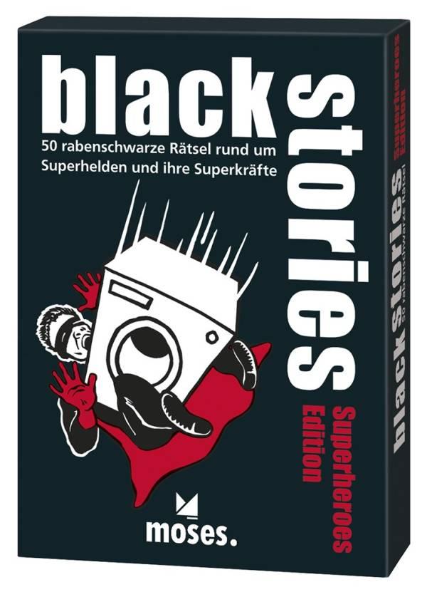 Black Stories - Superheroes Edition
