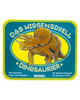 Wissensduell Dinosuarier