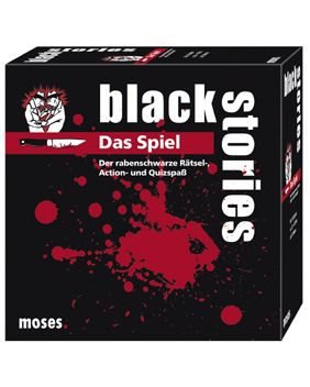 Black Stories Party (Brettspiel)