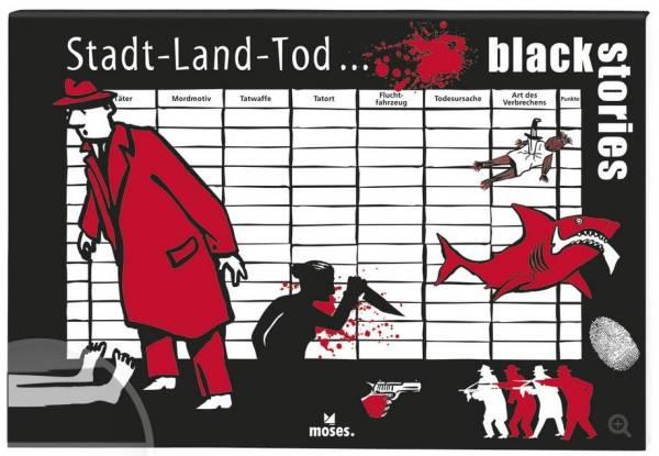 Black Stories: Stadt, Land, Tod