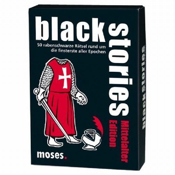 Black Stories - Mittelalter