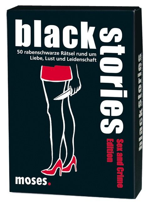 Black Stories - Sex & Crime