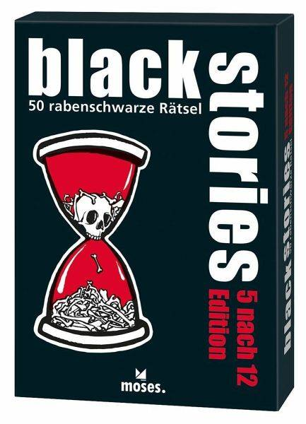 black stories: 5 nach 12 Edition