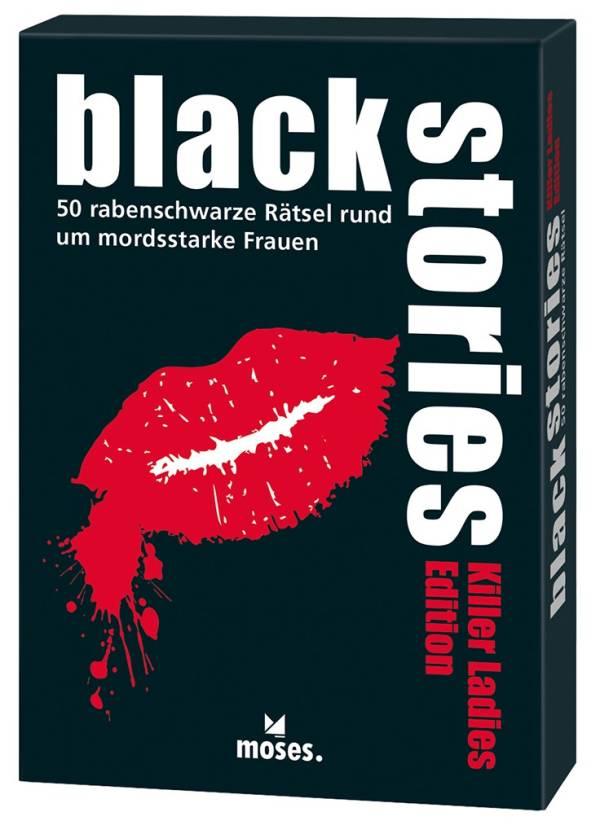 Black Stories - Killer Ladies