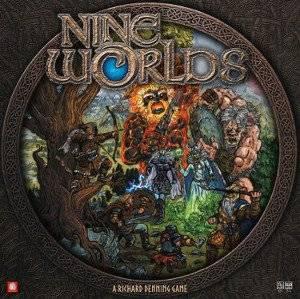 Nine Worlds (engl.) (gebraucht)