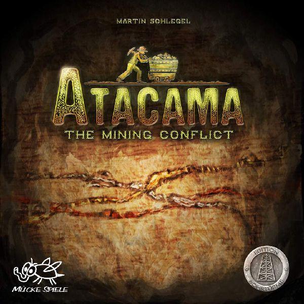 Atacama - The mining Conflict