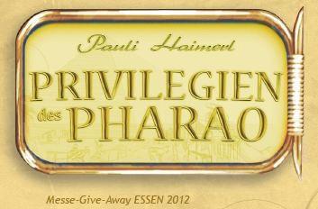 Dahschur: Privilegien des Pharao (Promo)
