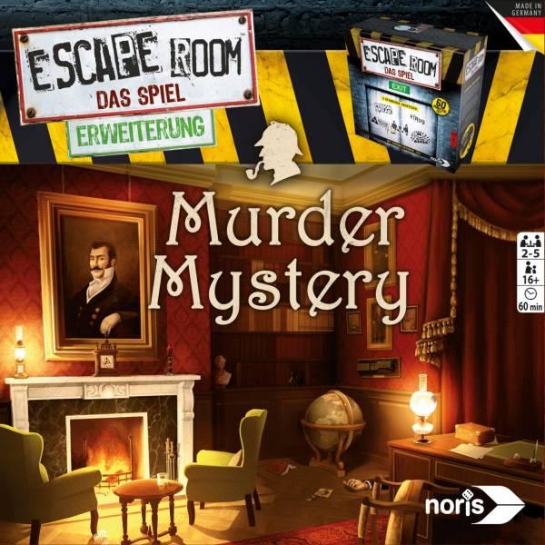 Escape Room: Murder Mystery Erweiterung
