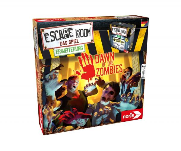 Escape Room - Dawn of the Zombies (Erw.)
