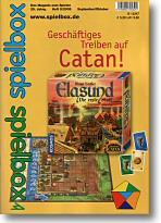 spielbox 2005 Heft 5 (inkl. Siedler-Erw.: Fischer von Catan)