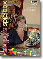 spielbox 2006 Heft 2 (inkl. Dungeon Twister: Minotaurus)