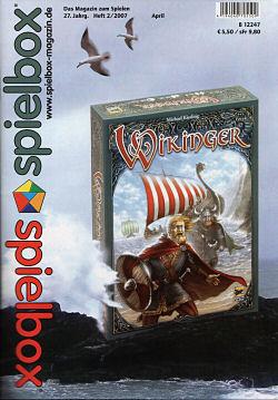 spielbox 2007 Heft 2 (inkl. Erw. für Age of Steam + Caylus Magna