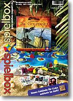 spielbox 2008 Heft 1 (inkl. Erw. für Cuba)