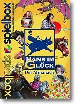 Der Almanach: Hans im Glück (inkl. Erw. für Carcassonne)