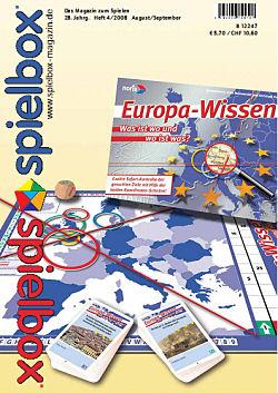 spielbox 2008 Heft 4