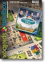 spielbox 2008 Heft 5 (inkl. Agricola X-Deck)