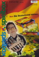 spielbox 2010 Heft 1 (inkl. Dominion-Tableau)