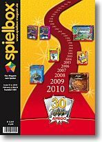 spielbox 2010 Heft 1 (engl.) (incl. Dominion-Tableau)
