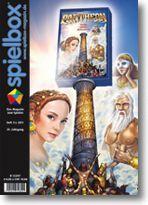spielbox 2011 Heft 3 (inkl. Promokarte für 7 Wonders)