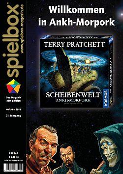 spielbox 2011 Heft 6