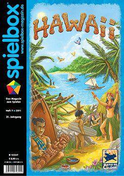 spielbox 2011 Heft 7