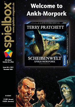 spielbox 2011 Issue 6 (engl.)