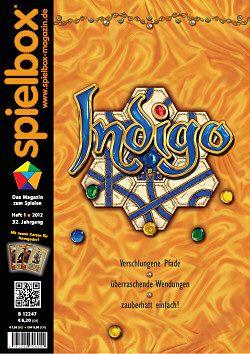 spielbox 2012 Heft 1 (inkl. Erw. für Navegador)