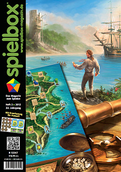spielbox 2012 Heft 2 (inkl. Erw. Hawaii)