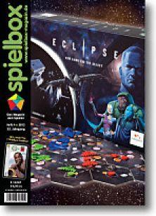 spielbox 2012 Heft 4 (inkl. Promokarte für 7 Wonders)
