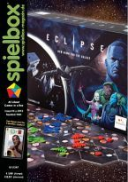 spielbox 2012 Issue 4 (incl. Promocard for 7 Wonders) (engl.)
