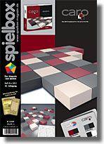 spielbox 2012 Heft 6 (inkl. Erw. für Tzolkin)