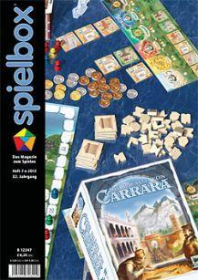 Spielbox 2012 Heft 7