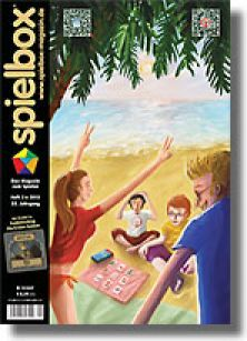 Spielbox 2013 Heft 2 (inkl. Promokarte: Die ers...