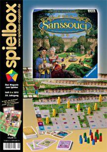 Spielbox 2013 Heft 5 (inkl. Erw. für Carcassonne + Nations)